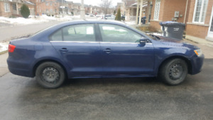 2014 VW Jetta Comfortline 1.8T Rebuilt Title Sold As Is Negotiab