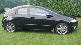 Honda Civic 1.8 i-VTEC 2010MY Si - LOW PRICE - HPI CLEAR