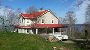 4 Bdrm home on Indian Point, Near Tantallon, St Margaret's Bay