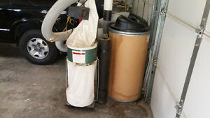 Craftex Dust Collector / Sawdust Vaccuum
