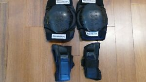 Roller Blade Knee pads and Wrists guards, asking $10.