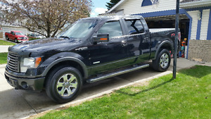 2012 Ford F-150 SuperCrew FX4 Offroad Pickup Truck