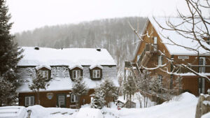 Condo meublé à louer/furnished for rent/Mont-Tremblant