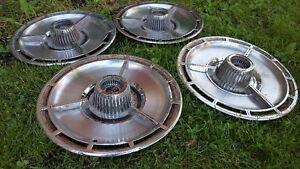 '64 Chev SS Wheel Covers