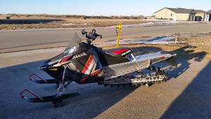 2015 pro rmk 800- only 368 km! Low price