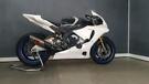 2015 Yamaha R1M track bike