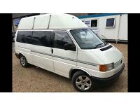 1995 'M' Volkswagen TRANSPORTER VW T4 Camper / Day Van. Diesel. Px Swap