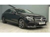 2017 MERCEDES CLS CLS 400 AMG Line 4dr 9G-Tronic Auto Coupe petrol Automatic