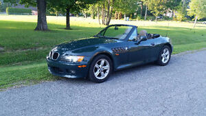 BMW Z3 Sport ROADSTER (British Racing Green)!!!
