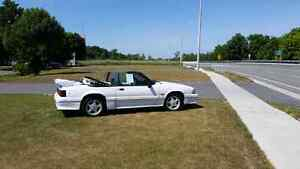 Excellent condition fox body convertible