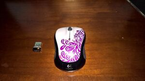 Logitech Wireless Mouse M325 with Nano USB Unifying Receiver