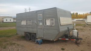 1976 Ranger Travel Trailer MUST GO