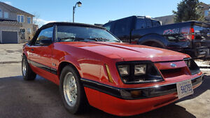 1986 MUSTANG SVT $12.500.00 O.B.O cant build one for this price