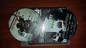 PS3 Crysis 3 Hunter Edition disc only