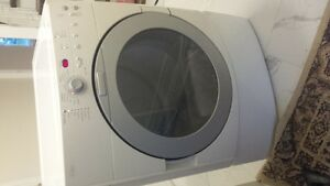 ******3 yrs old kitchenaid gas dryer stackable, frontload******