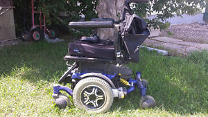 Electric wheelchair Excellent shape REDUCED !!!!!