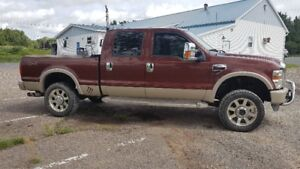 Ford F-250 King Ranch, Diesel