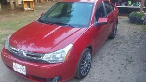 2009 Ford Focus SES TRADES WELCOME!!!