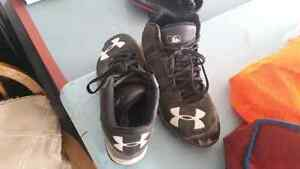 UnderArmour cleats