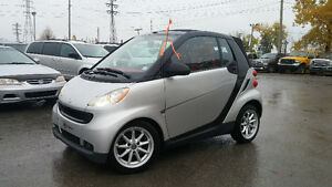 2009 Smart Fortwo Passion CONVERTIBLE.8 roue