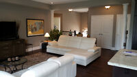 SOUTH WATERDOWN-Nearly new home w/Outdoor Fireplace