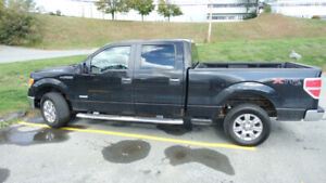 2012 Ford F150 Supercrew 4x4 Truck