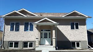 NEWLY BUILT HOME in Transcona