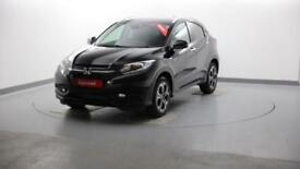 2017 Honda HR-V 1.5 i-VTEC EX (s/s) Petrol black Automatic