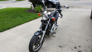85 Shadow 1100 very clean well kept
