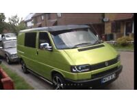 Vw motor caravan lez compliant camper day van not t25 bay modified led lights new bumpers loads more