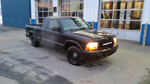 GMC Sonoma/Chevrolet S10 148k v6 auto 2wd good shape!