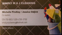 Simply M & J Cleaning