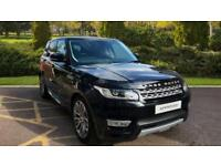 2016 Land Rover Range Rover Sport 3.0 SDV6 (306) HSE 5dr + Panor Automatic Diese