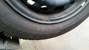16 inch winter tires Strathcona County Edmonton Area image 2