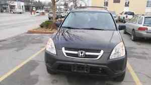 2004 honda crv AWD for sale certified and etested