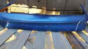 1994-1998 mustang rear bumper