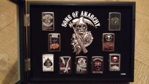 Sons of Anarchy (The First 9 Zippo Collection)