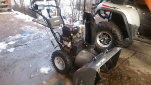 Craftsman 11.5/ 30 two stage snow blower