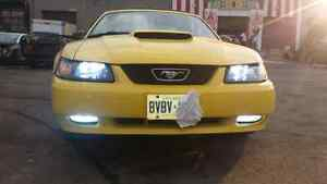 2003 CONVERTIBLE FORD MUSTANG GT **SPECIAL PAINT JOB**