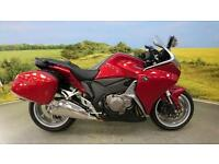 Honda VFR1200 F-D 2015 **TRACTION CONTROL, VERY LOW MILES, IMMACULATE CONDITION*