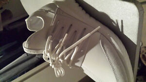 DS White Adidas Tubulars