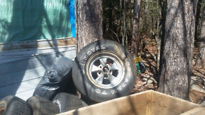 Set of 4 crager rims