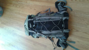 MEC Brand Hiking Backpack 60L
