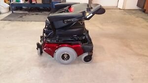 Fauteuil roulant SHOPRIDER P424M Navigator