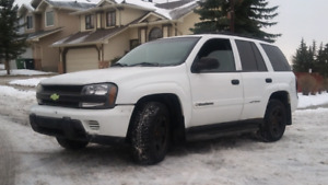 2002 Chevrolet Trailblazer FAST SALE TODAY!!! $2450 587-707-7871