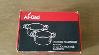 All-Clad 1/2 Qt. Soup/Souffle Ramekins NEW in Box!