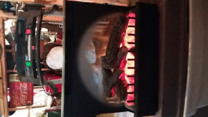 Electric Fireplace insert only