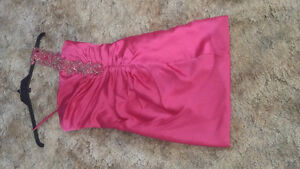A Dave and Johnny pink dress Size 0 $120