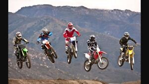 Looking for unwanted dirtbikes