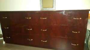 Selling my dresser and night table for $150